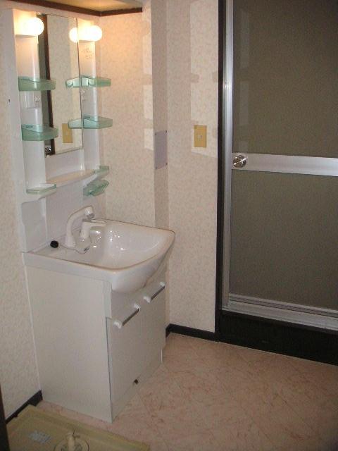 レジデンス牛房 / 303号室洗面所