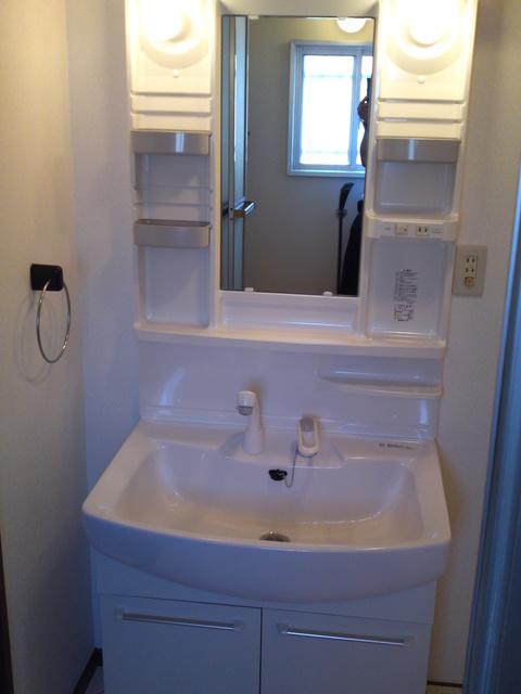 サンハイツKUDO / 102号室洗面所