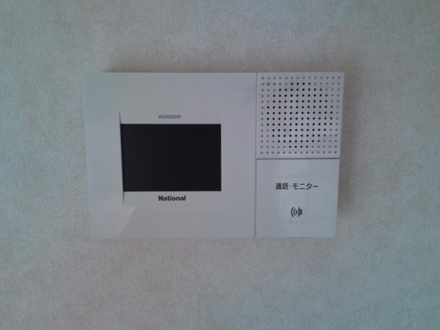 サンハイツKUDO / 201号室セキュリティ