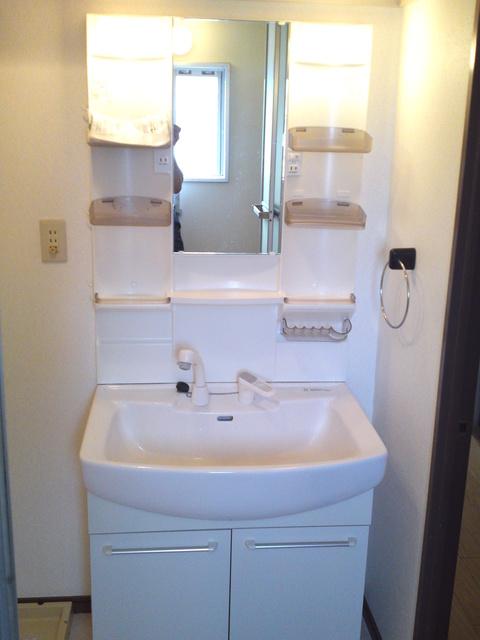 サンハイツKUDO / 401号室洗面所