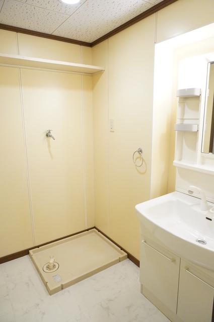 ファミール篠栗 / 103号室洗面所