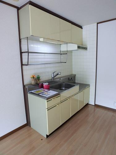 ファミール篠栗 / 305号室キッチン