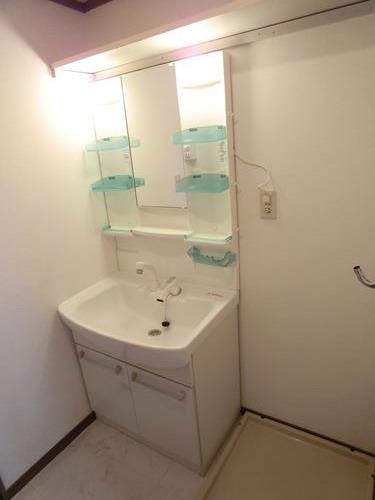 エクセルいまはせ / 303号室洗面所