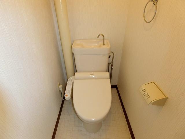 ガーデンハイツ志免 / 303号室トイレ