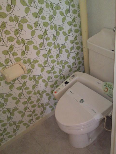 メロディーハイツ / 202号室トイレ