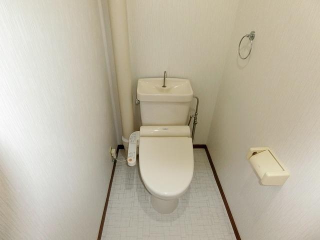 タウンコート志免 / 503号室トイレ