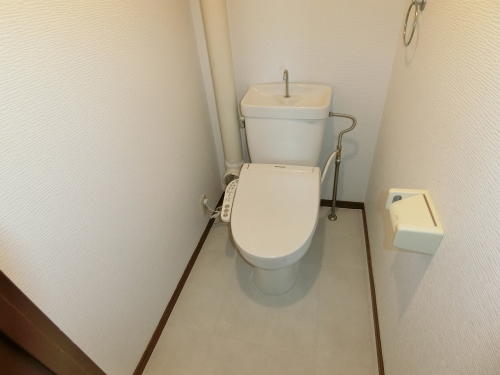 タウンコート志免 / 602号室トイレ