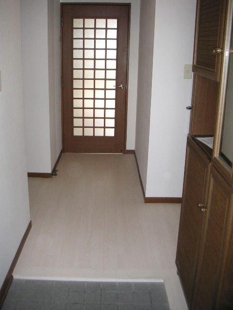 タウンコート志免 / 605号室玄関
