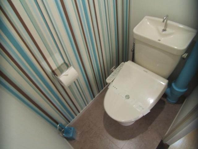 エクセルE・F / 102号室トイレ
