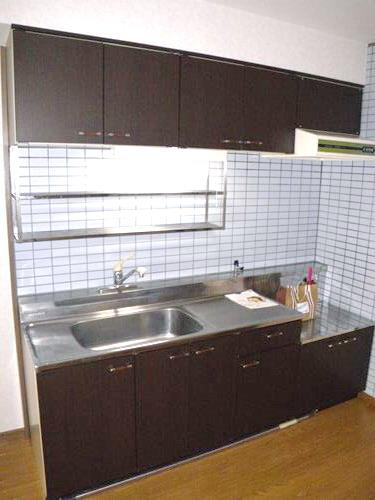 エクセルE・F / 201号室キッチン
