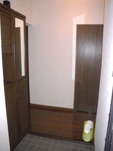 エクセルE・F / 301号室玄関
