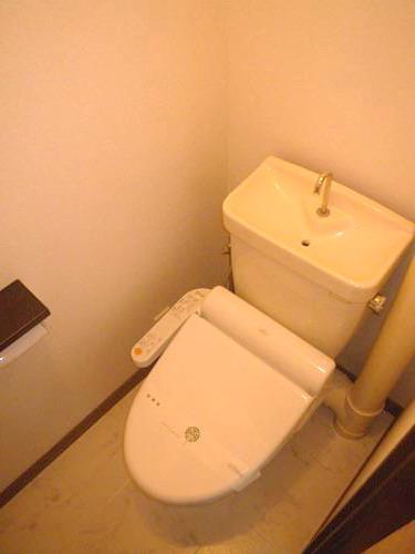 エクセルE・F / 402号室トイレ