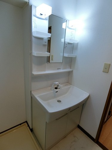 エクセル工藤 / 405号室洗面所