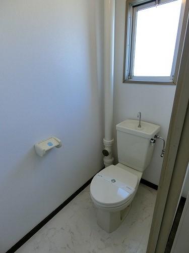 工藤ビル / 401号室トイレ