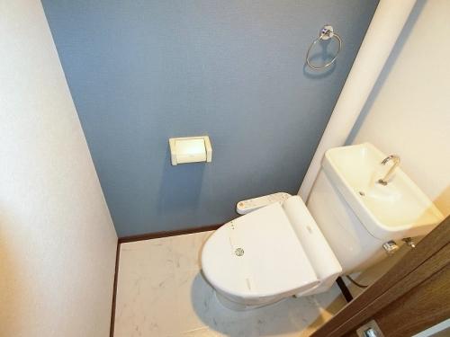 リバーサイド貝田 / 103号室トイレ