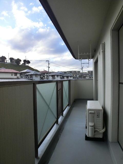 リバーサイド志免 / 301号室バルコニー