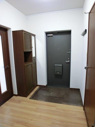 レジデンス・ウィステリア24 / 106号室玄関