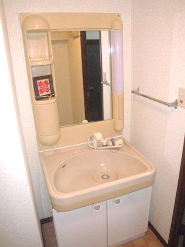 レジデンス・ウィステリア24 / 107号室洗面所