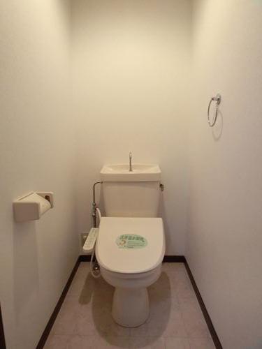 レジデンス・ウィステリア24 / 307号室トイレ