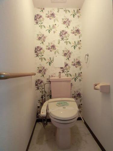 エースワン粕屋 / 401号室トイレ