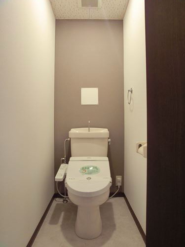 セントレージ博多 / 105号室トイレ