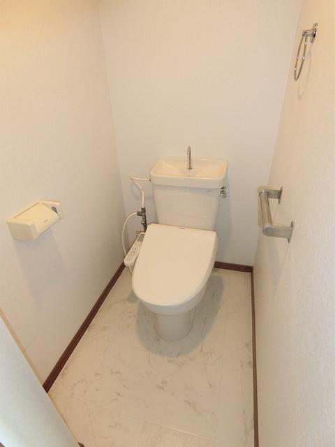 プレミール須恵 / 305号室トイレ