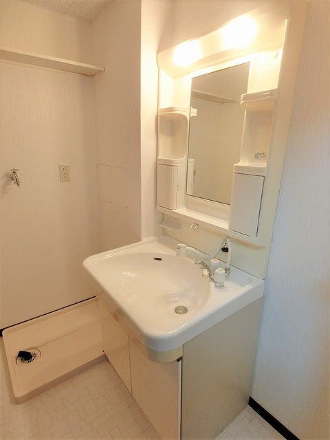 博多の森南 / 107号室洗面所