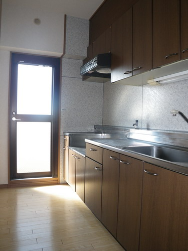 サンヒルズTAKEDAⅡ / 401号室キッチン