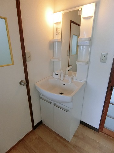 コーポ上野 / 106号室洗面所