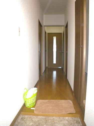 リバーサイド篠栗 / 302号室玄関