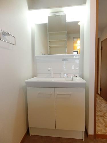 リヴェール伊賀 / 103号室洗面所