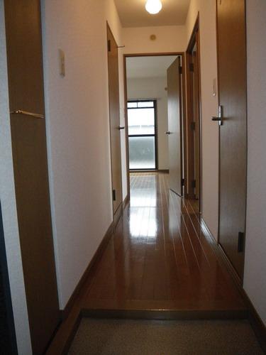 グランコート / 401号室玄関