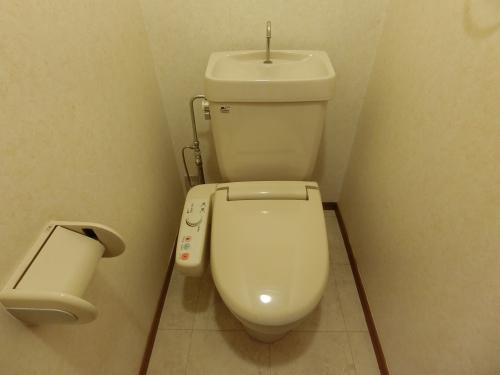 カーサ宮の前 / 203号室トイレ
