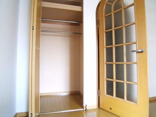 プレデュパルク壱番館 / 302号室収納