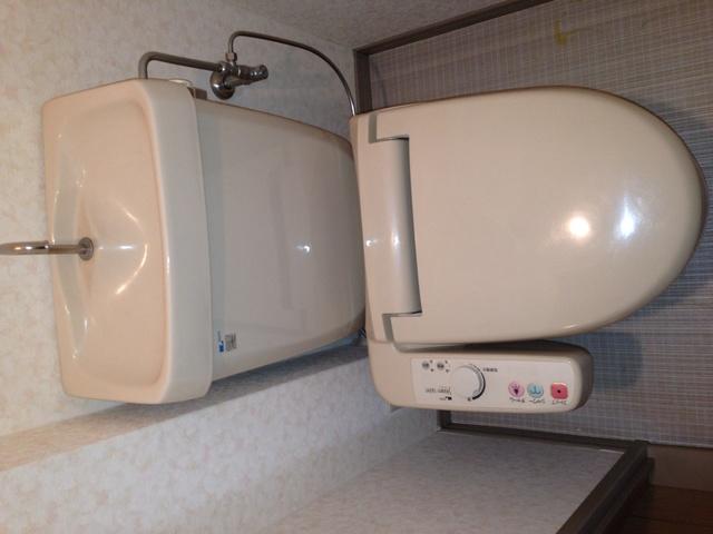 プレデュパルク壱番館 / 305号室トイレ