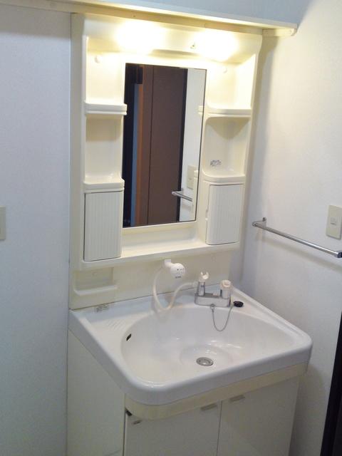 アイビーハイツⅡ / 401号室洗面所