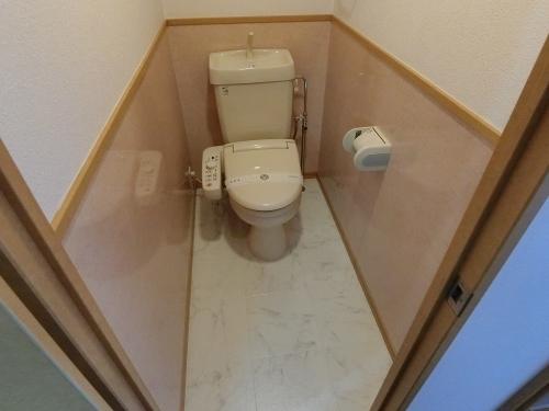 クリア吉塚 / 103号室トイレ