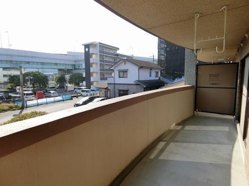 メゾン・ド・ソレイユ / 301号室バルコニー