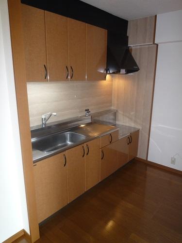 メゾン・ド・ソレイユ / 302号室キッチン