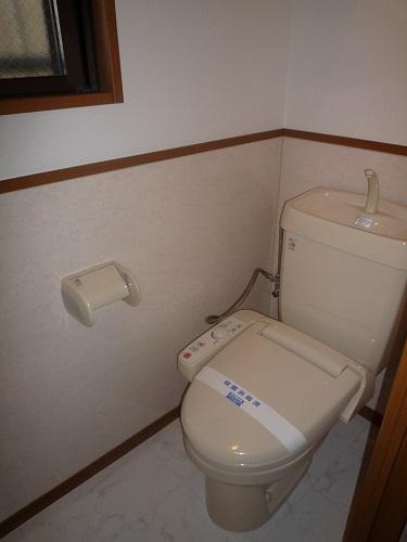 メゾン・ド・ソレイユ / 401号室トイレ