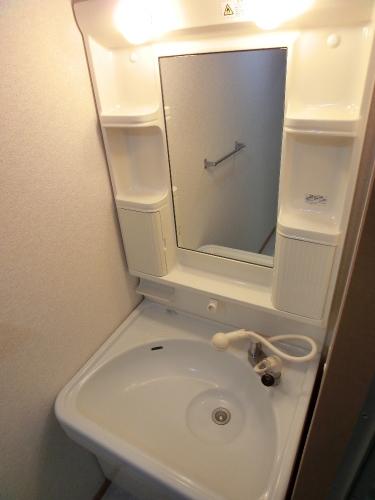 ファミーユ博多の森 / 203号室洗面所