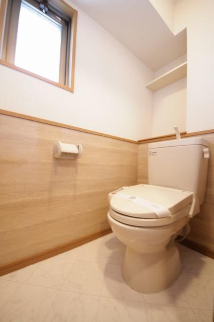 ジュノーパレス / 303号室トイレ