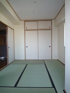 ジュノーパレス / 403号室和室