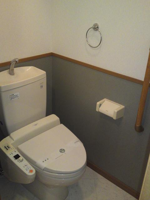 ネオパレス長者原Ⅱ / 203号室トイレ