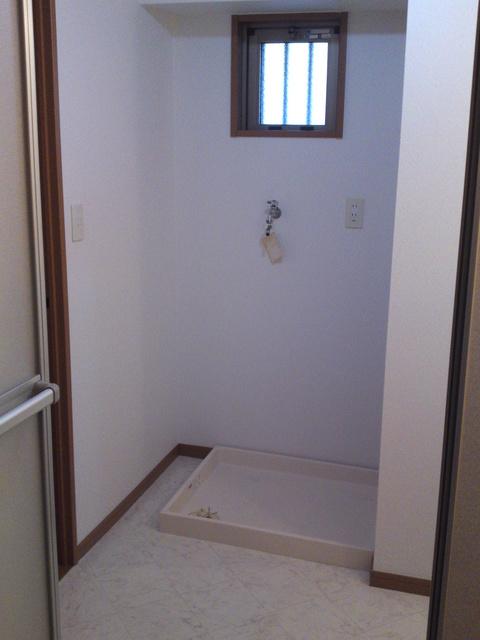 ネオパレス長者原Ⅱ / 305号室洗面所