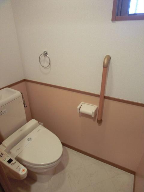 アルバ空港東 / 201号室トイレ