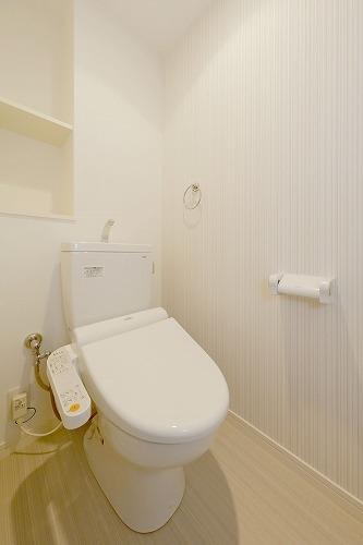 アルティメゾン博多 / 901号室トイレ