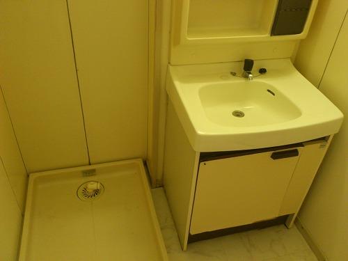 筑紫ビル / 105号室洗面所