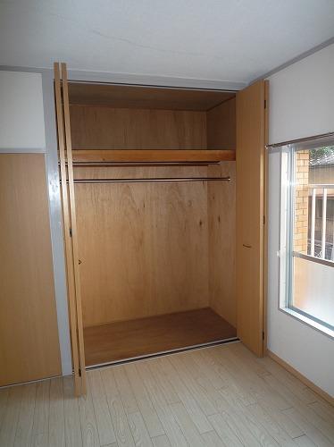 コーポラス梅津 / 105号室収納