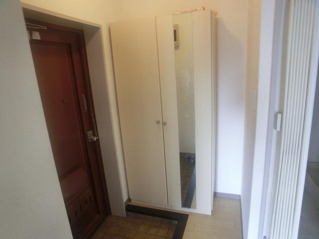 コーポラス梅津 / 205号室収納